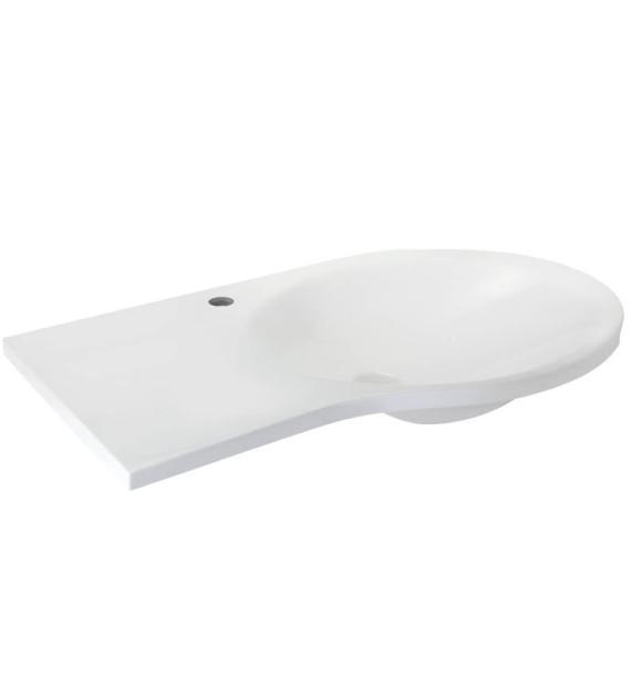 lavamanos ovalado de superficie integrada Borneo - American Standard
