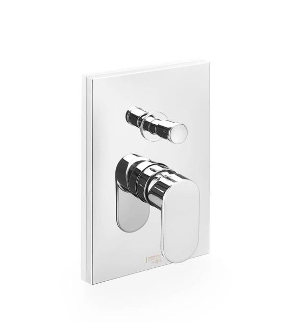 Griferia ducha monocontrol Duo Quadrato - American Standard
