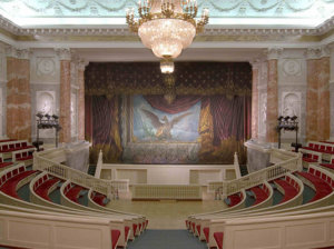 Teatro Hermitage american standard