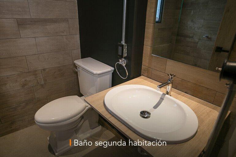 Baño Segunda Habitación