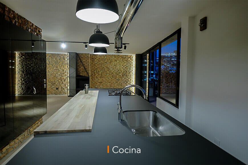 esquemas de colores de cocina atemporales Loft De Vanguardia Con Memoria American Standard